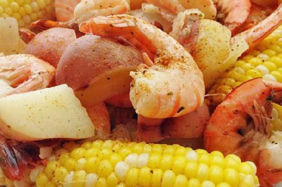 One Pot Meal: Shrimp Boil
