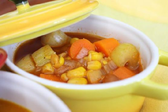 One Soup, Two Ways: Chunky Vegetables and Cream Of Vegetables