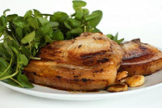 Oven-Baked Pork Chops
