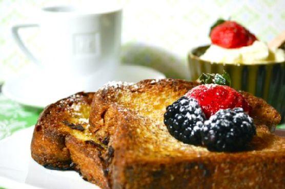 Pain Perdu - Brioche French Toast