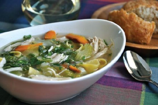 Perfect Chicken Soup