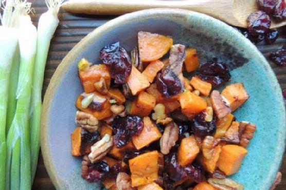 Smoky Chipotle Sweet Potato Salad