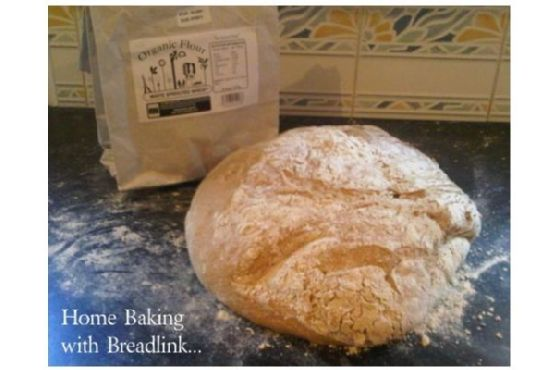 Sprouted Rye Sourdough Bread