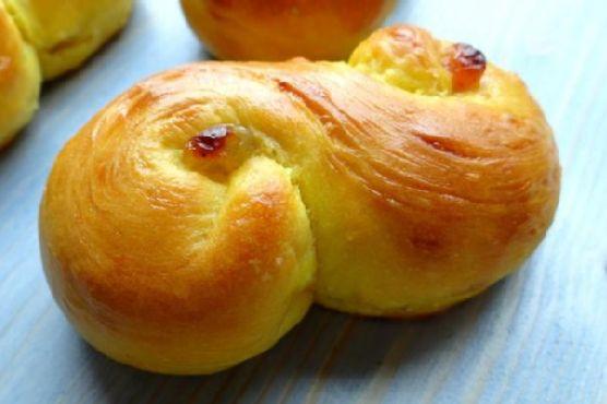 St. Lucia saffron buns