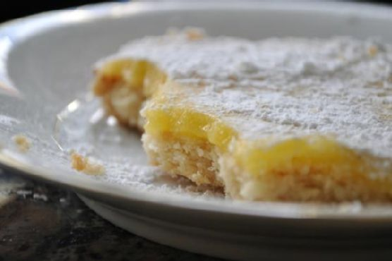 The Best Lemon Bars in the World