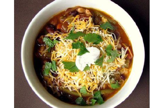 Vegetable-Bean Chili