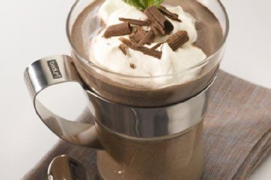 Xocai Irish Cream with Xocai Healthy Dark Chocolate Nuggets