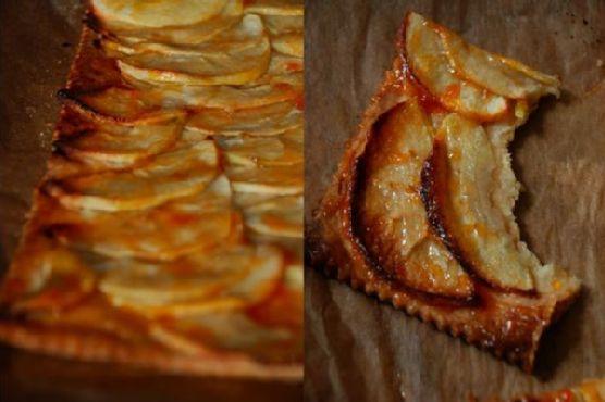Zomppa's French Apple Tart