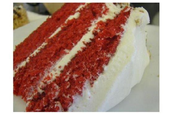 Vip Red Velvet Rope Cake