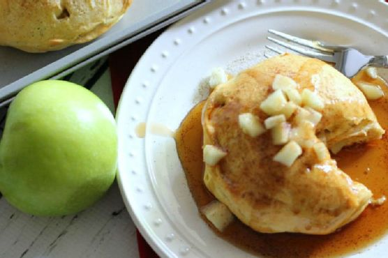 Grand Apple and Cinnamon Biscuits
