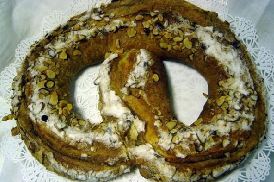 Traditional Danish Kringle - From Denmark