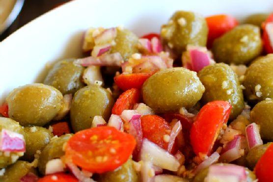 Quick and Easy Tomato Salad Recipe