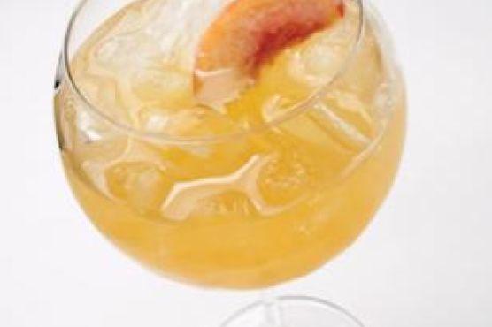 Peach Wine Cooler