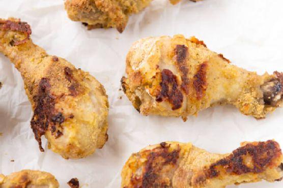 Baked Chicken Drumsticks