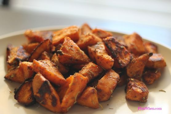 Cajun Style Sweet Potato Fries