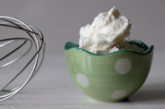 Old Fashioned Vanilla Buttercream Frosting