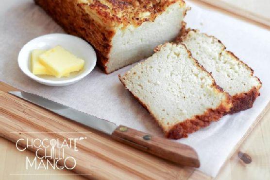 Cauliflower Protein Bread