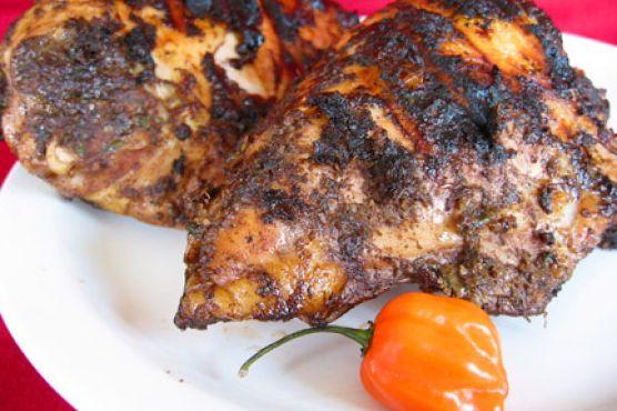 All About Jamaican Jerk Chicken Recipe Food Network Kidskunstfo