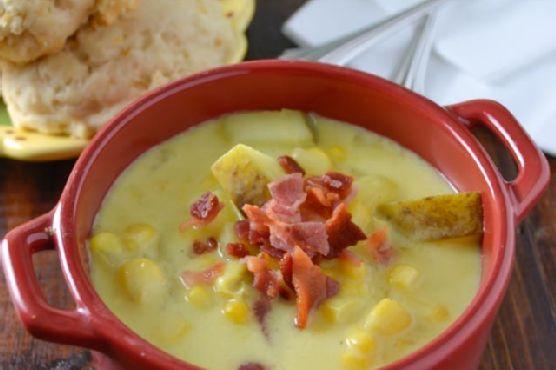 Creamy Corn Chowder