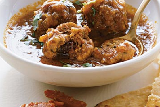 Northern Indian Lamb Meatballs