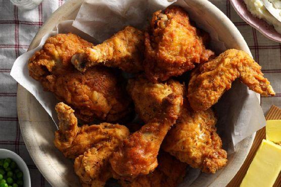 Best-Ever Fried Chicken
