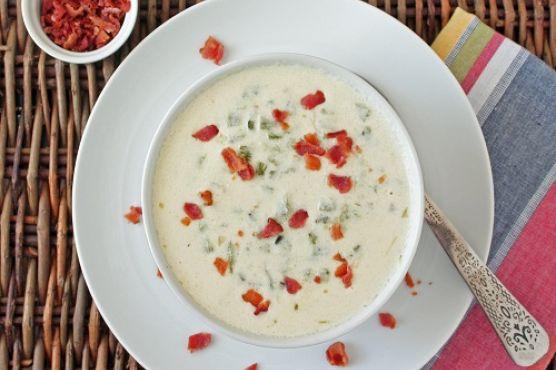 Keto Jalapeno Popper Soup (Low Carb)