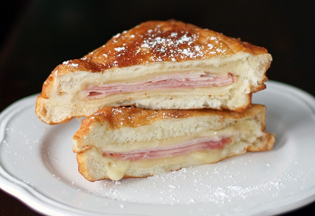 Copycat Disneyland Monte Cristo Sandwiches