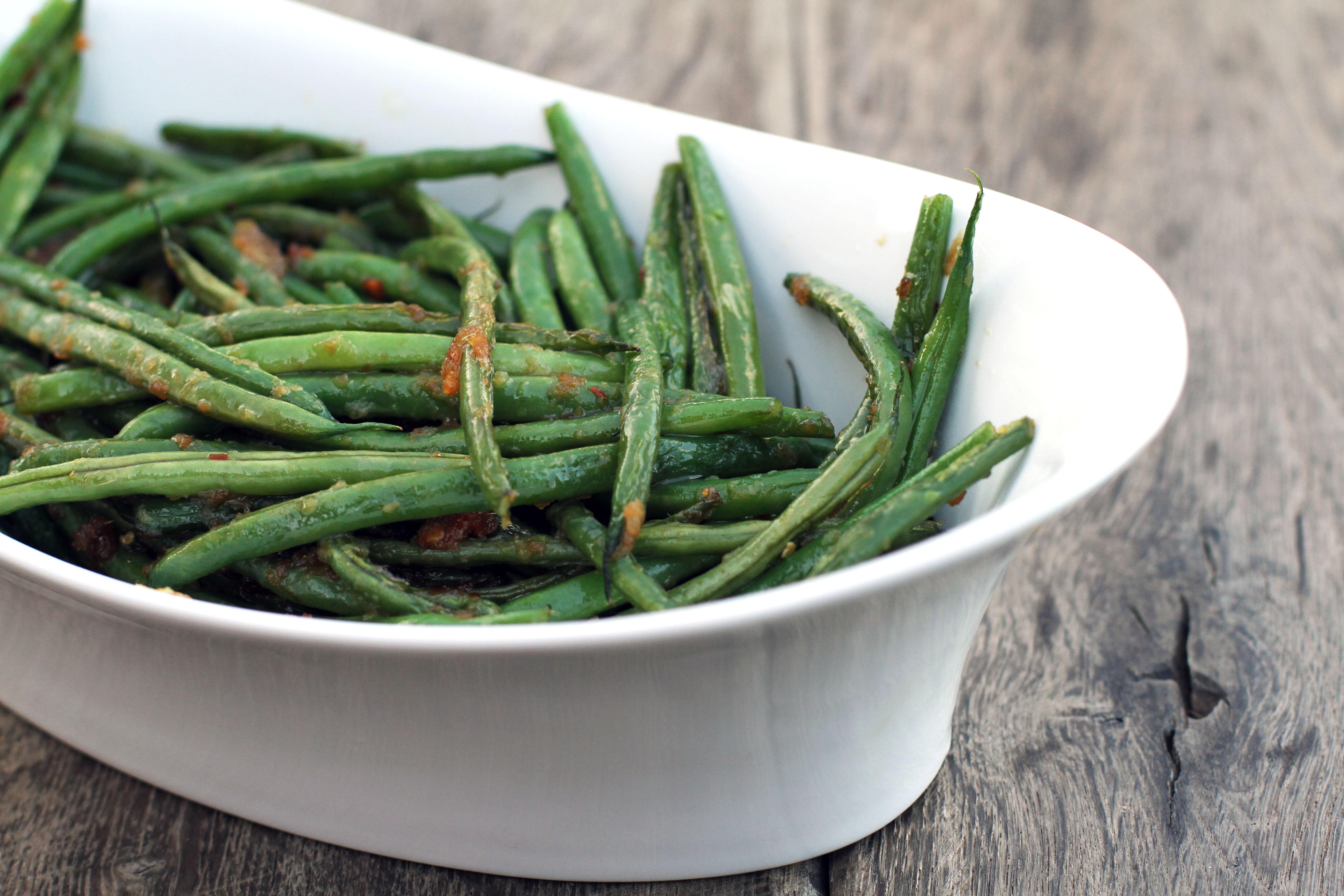 Haricot Vert Beans Haricot Vert Green Beans