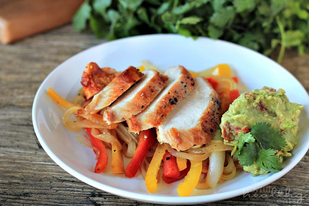 Paleo Southwestern Chicken with Peppers